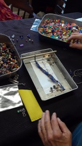 Handmade Keychain Project
